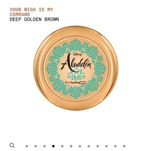 POWDER BLUSH THE DISNEY ALADDIN COLLECTION - M·A·C